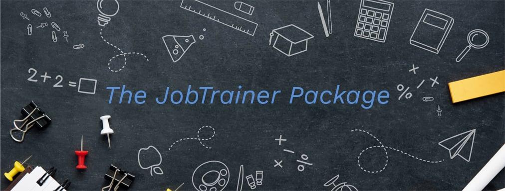the jobtrainer package